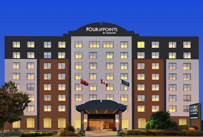 The Best Western Plus Travel Hotel Toronto Airport is a modern traveler's dream come true. It is a convenient, spacious Toronto Pearson International airport hotel that offers reasonable rates and luxurious newly renovated rooms.