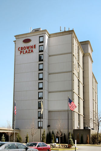 CROWNE PLAZA HOTEL, Newark NJ