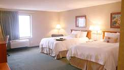 HAMPTON INN BELLEVILLE NEAR DETROIT AIRPORT DTW