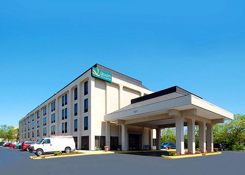 QUALITY INN & SUITES ELK GROVE VILLAGE OHARE AIRPORT (ORD)