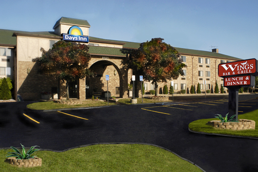 DAYS INN & SUITES DETROIT AIRPORT (DTW)