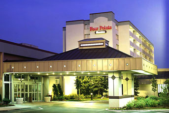 FOUR POINTS BY SHERATON OHARE AIRPORT (ORD)