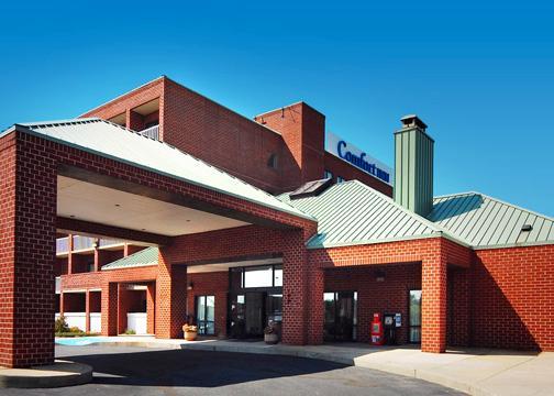 COMFORT INN PHILADELPHIA AIRPORT (PHL)